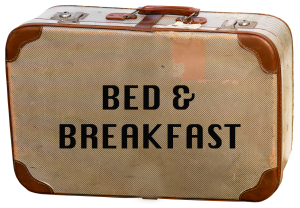 button to get to bed and breakfast page